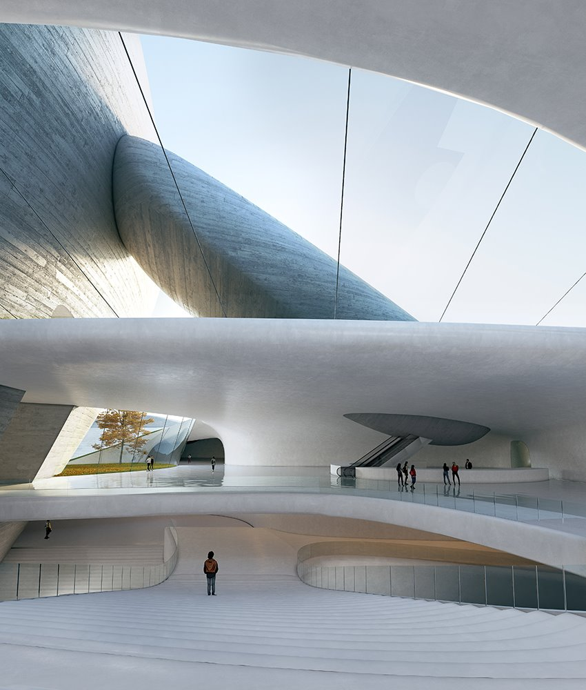 13 MAD Shenzhen Bay Cultural Park by PROLOOG
