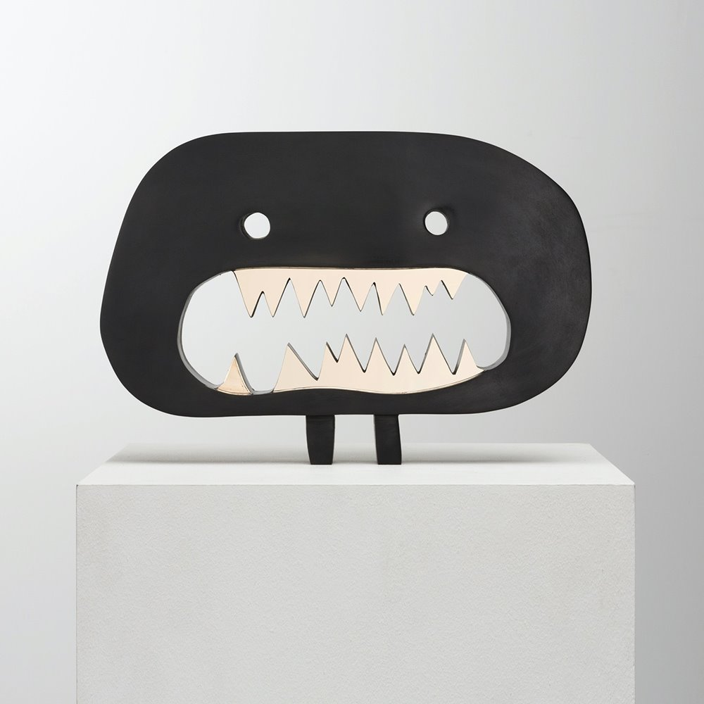 design miami Monster by Maarten Baas at Carpenters Workshop Gallery