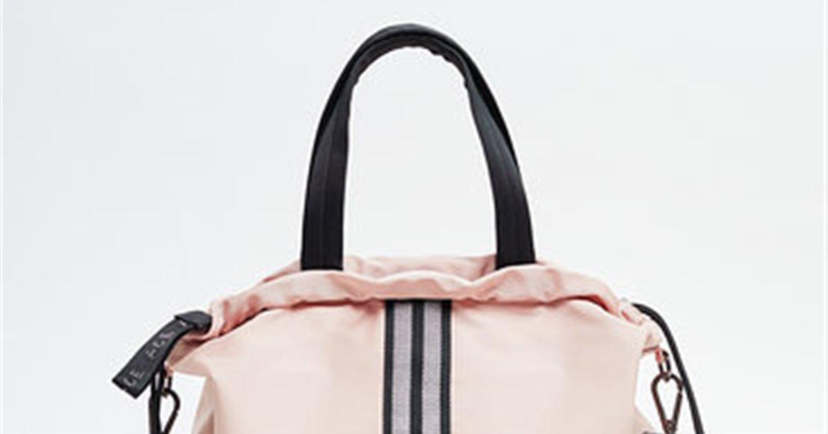 Estos bolsos hechos con redes apuestan por el modelo de moda circular