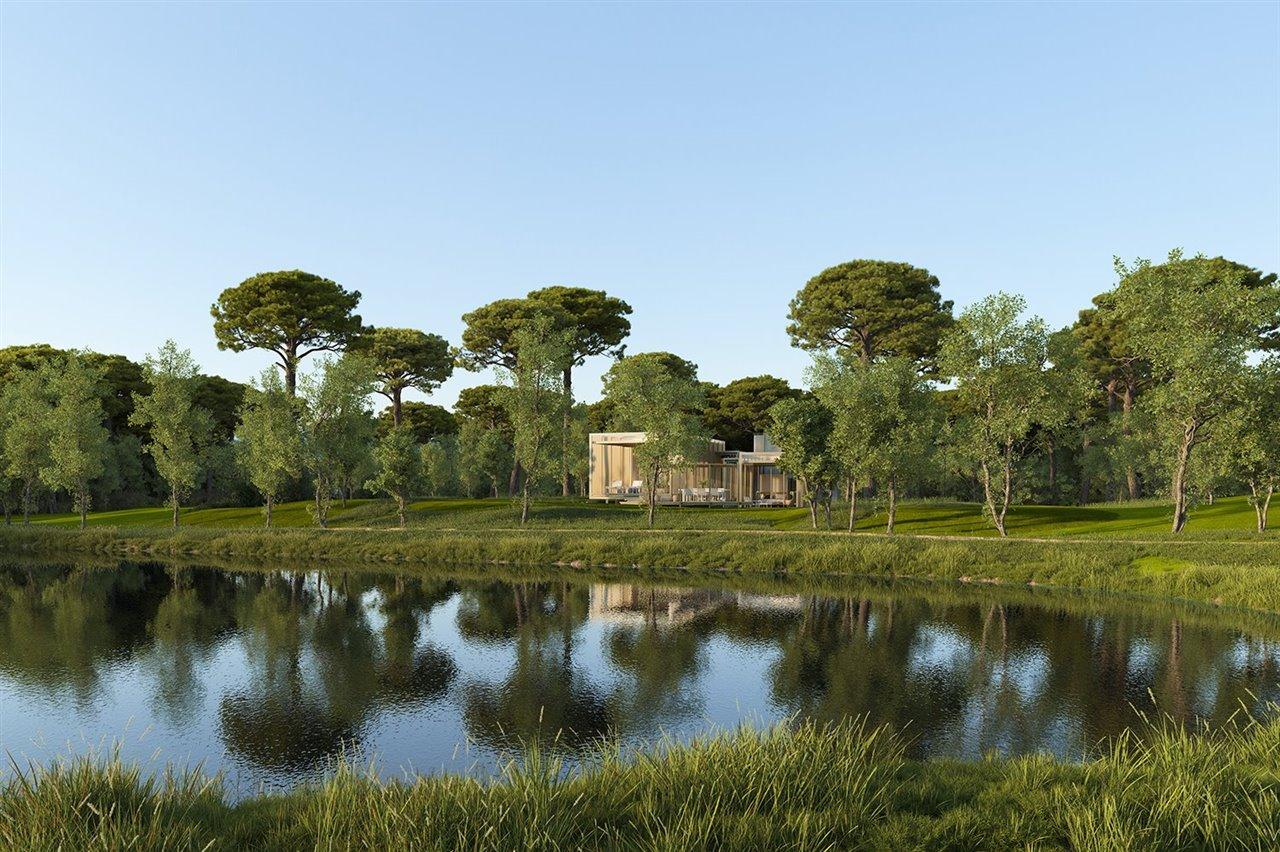¿Te gustaría vivir en una casa de campo diseñada por un premio Pritzker?