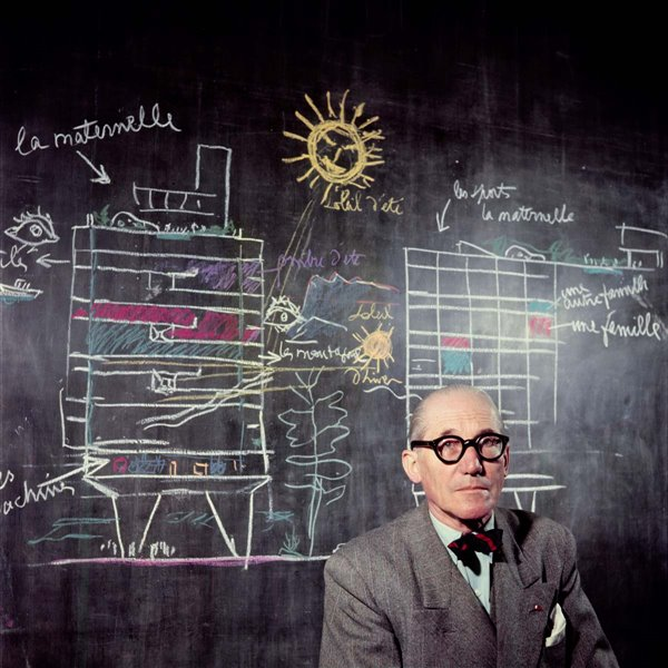 5 secretos de la vida de Le Corbusier que seguro que desconoces