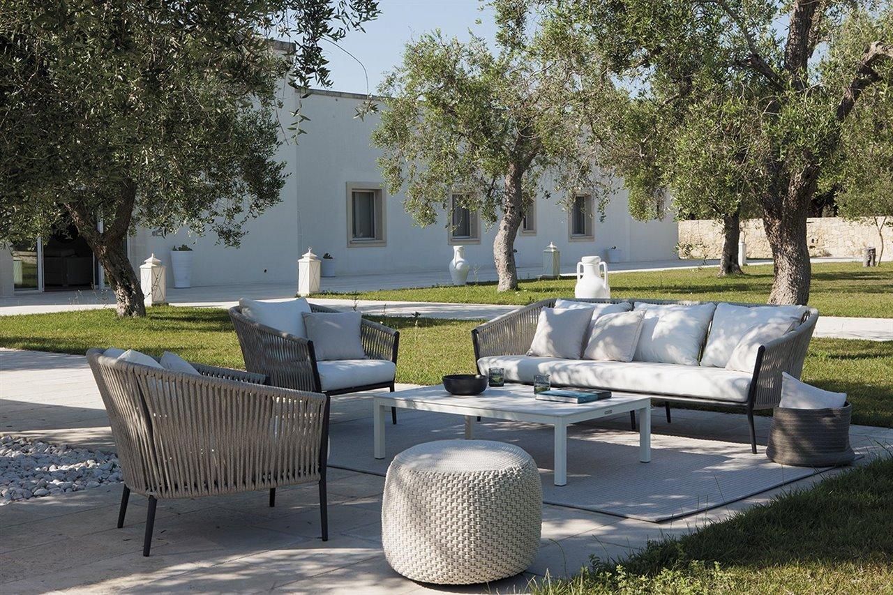 La colección Hampton, de GreenDesign, es justo lo que necesita tu terraza