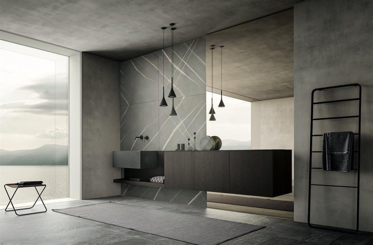 Modulnova convierte el baño en el nuevo salón con la colección MH6