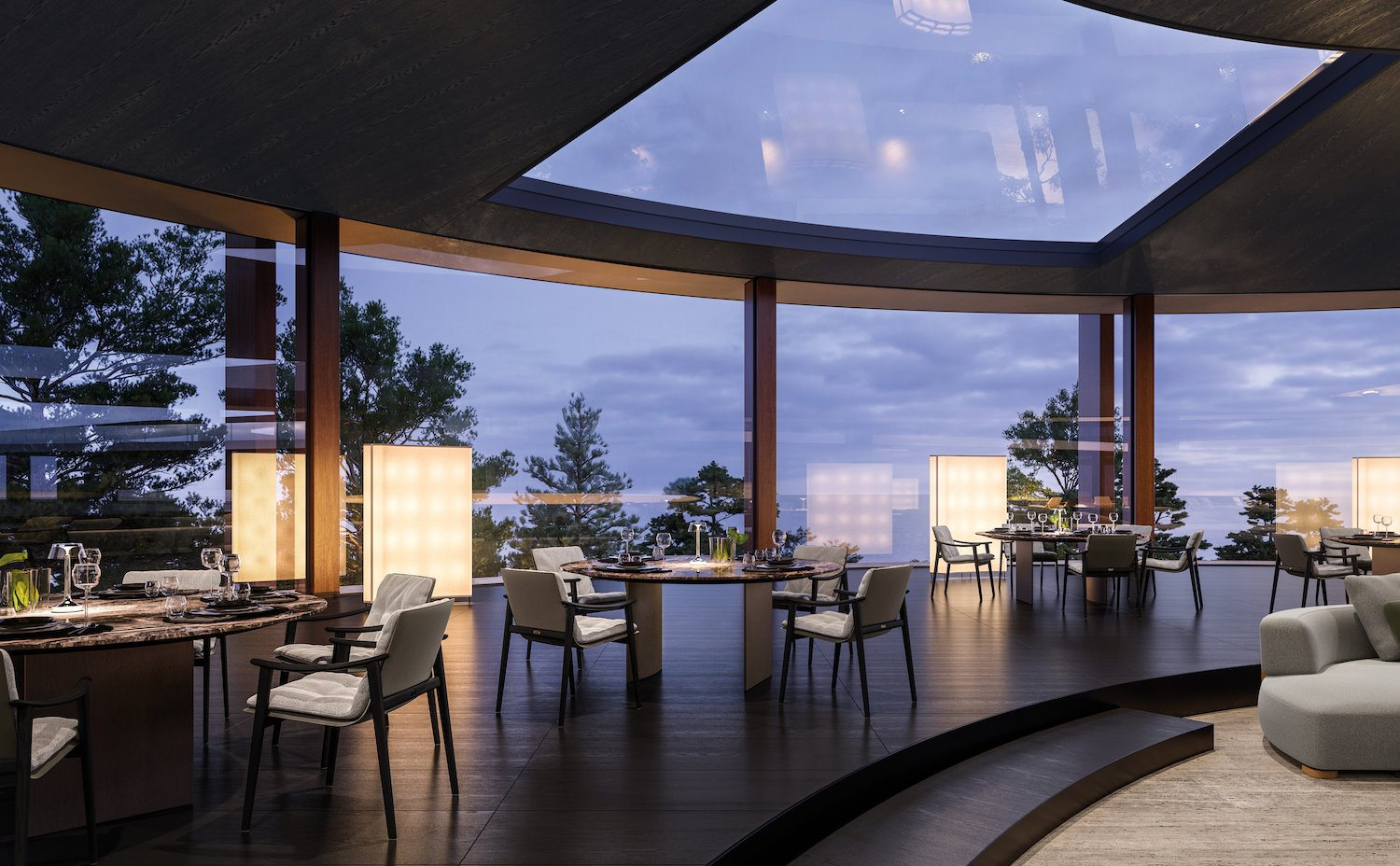 resort virtual The Club by Minotti 3