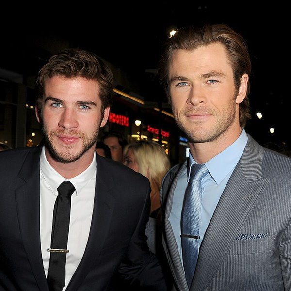 Los hermanos Chris y Liam Hemsworth venden su casa en Malibú