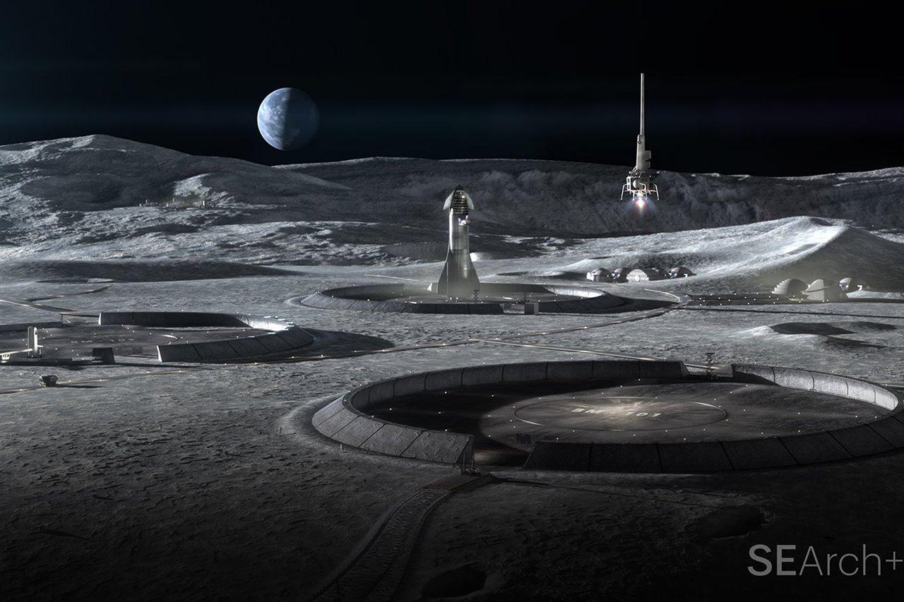 La creación de una infraestructura permanente en el satélite terrestre puede contribuir a impulsar la exploración espacial.