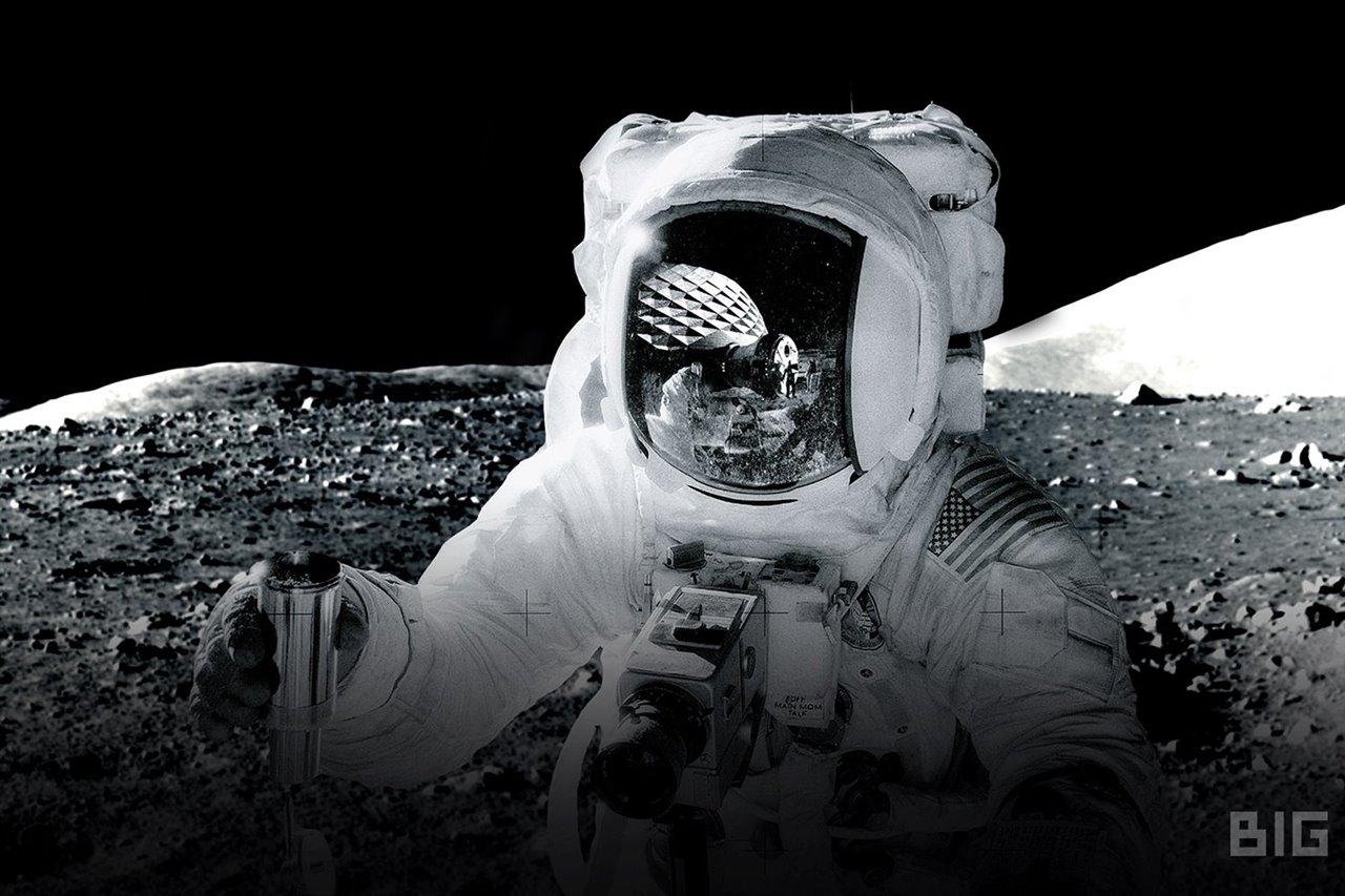 """Para Bjarke Ingels, fundador de BIG Architects, """"muchas de las respuestas a los retos en la Tierra pueden bien podrían encontrarse en la Luna""""."""