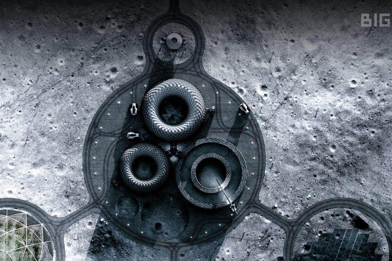 Según sus impulsores, los hábitats del Proyecto Olympus son más resistentes a las condiciones de la vida lunar que otras propuestas basadas en módulos metálicos o inflables.