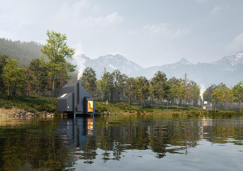 Casa-prefabricada-para-estudiantes-disenada-por-amdl-circle-y-michele-de-lucchi-junto-a-un-lago_a5185b13_818x578