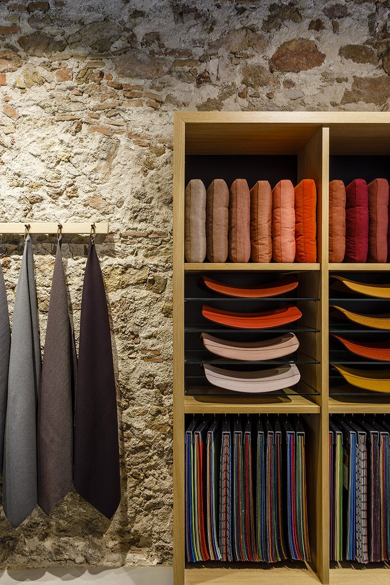 Showroom de Gabriel en Barcelona