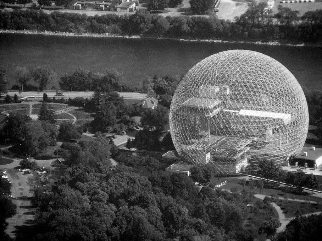 1954 Geodesic Dome Buckmister fuller