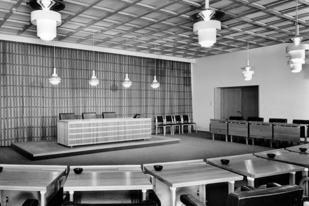1956 National Pensions Institute alvar aalto
