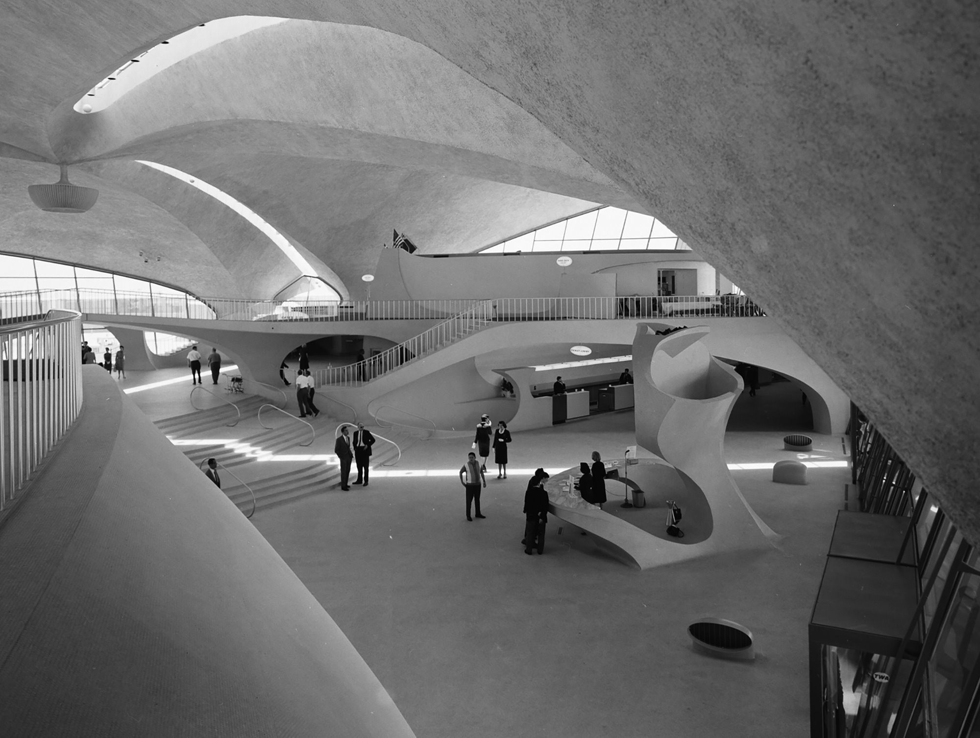 1962 TWA Flight Center