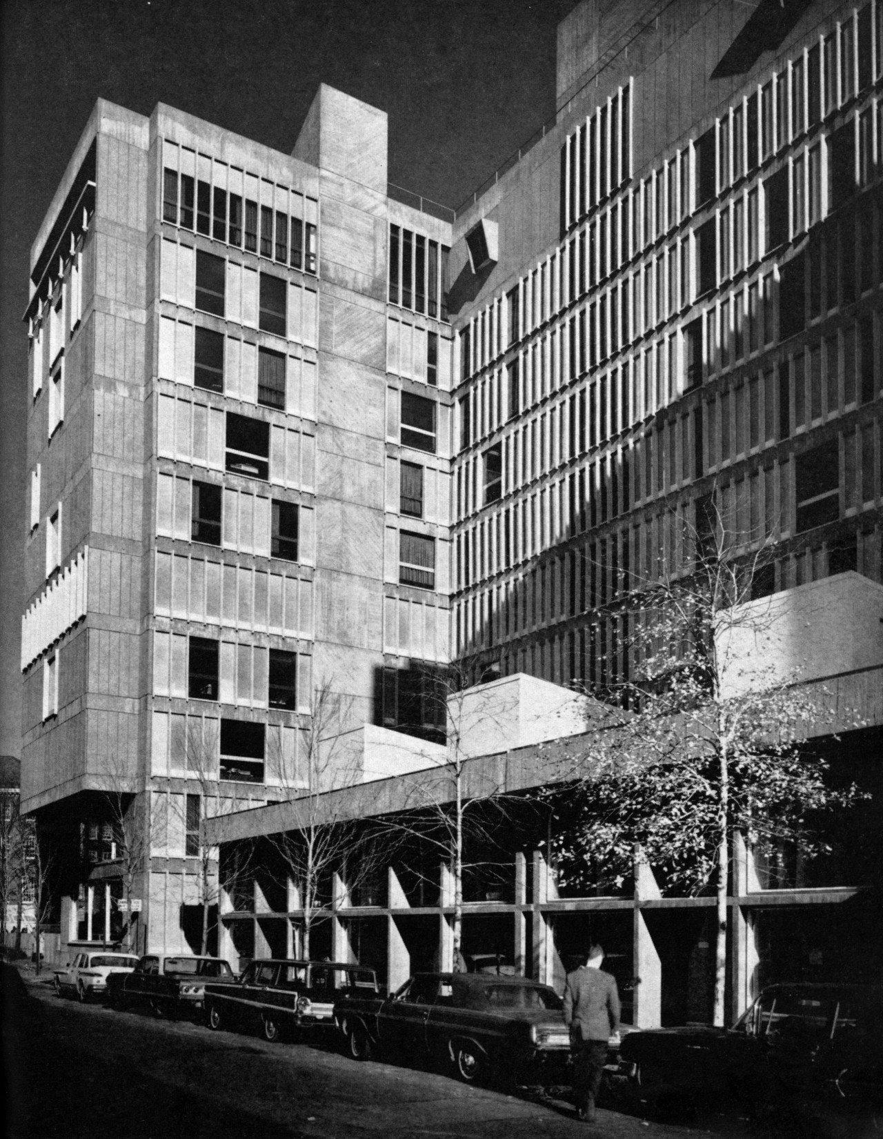 1965 holyoke center josep lluis sert