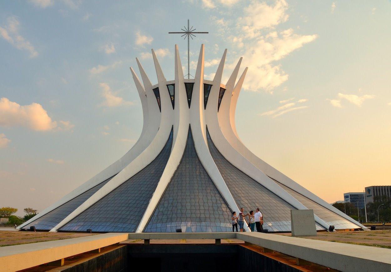 1970 Catedral de Brasilia