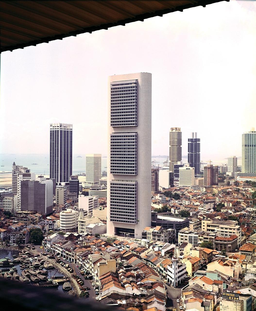 1976 Ocbc center singapore