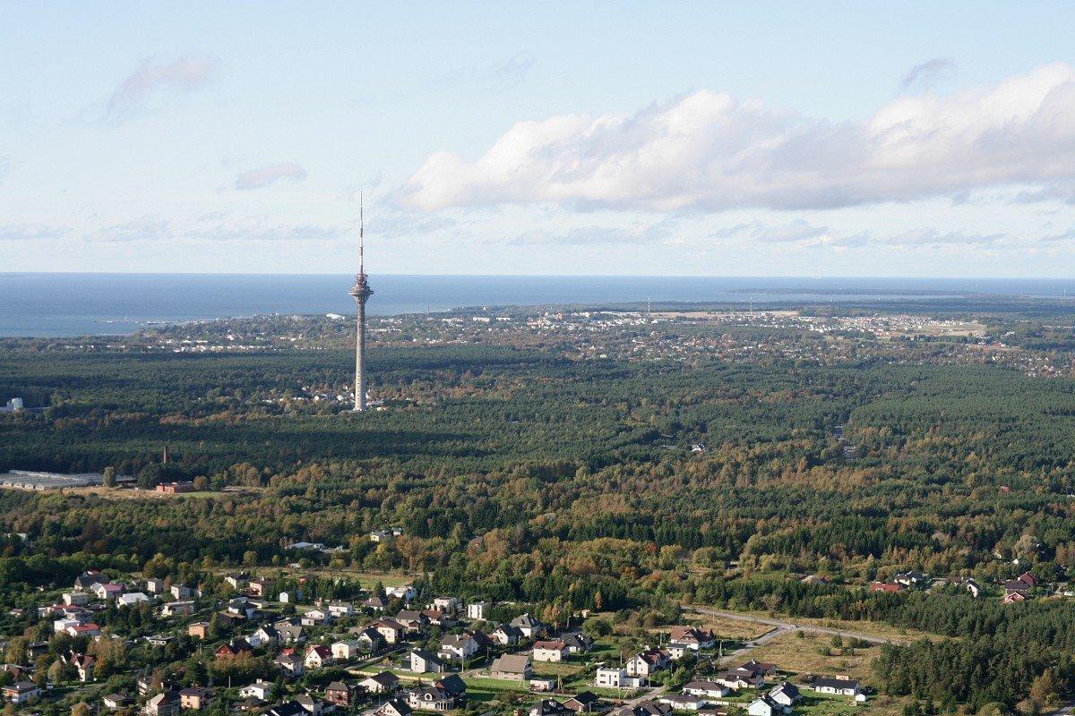 1980 tallin tv tower