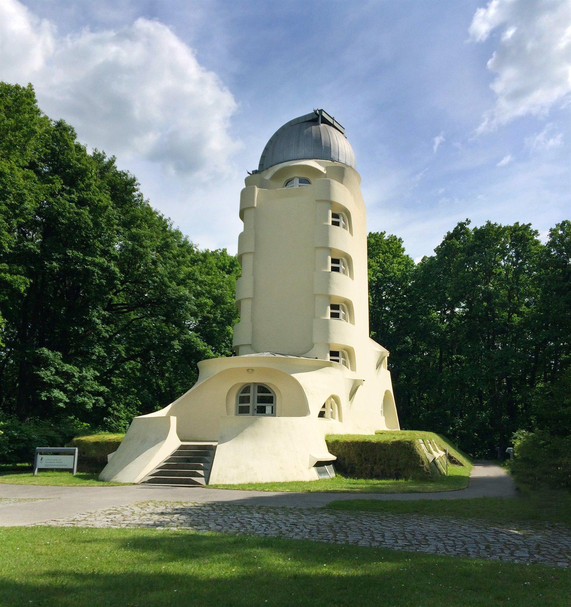 1920 The Einstein Tower in Potsdam