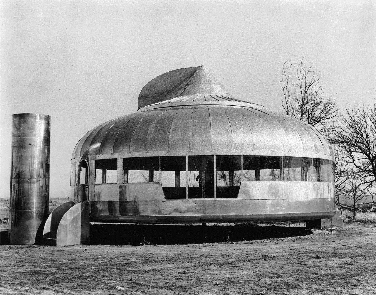 1928 First Dymaxion House