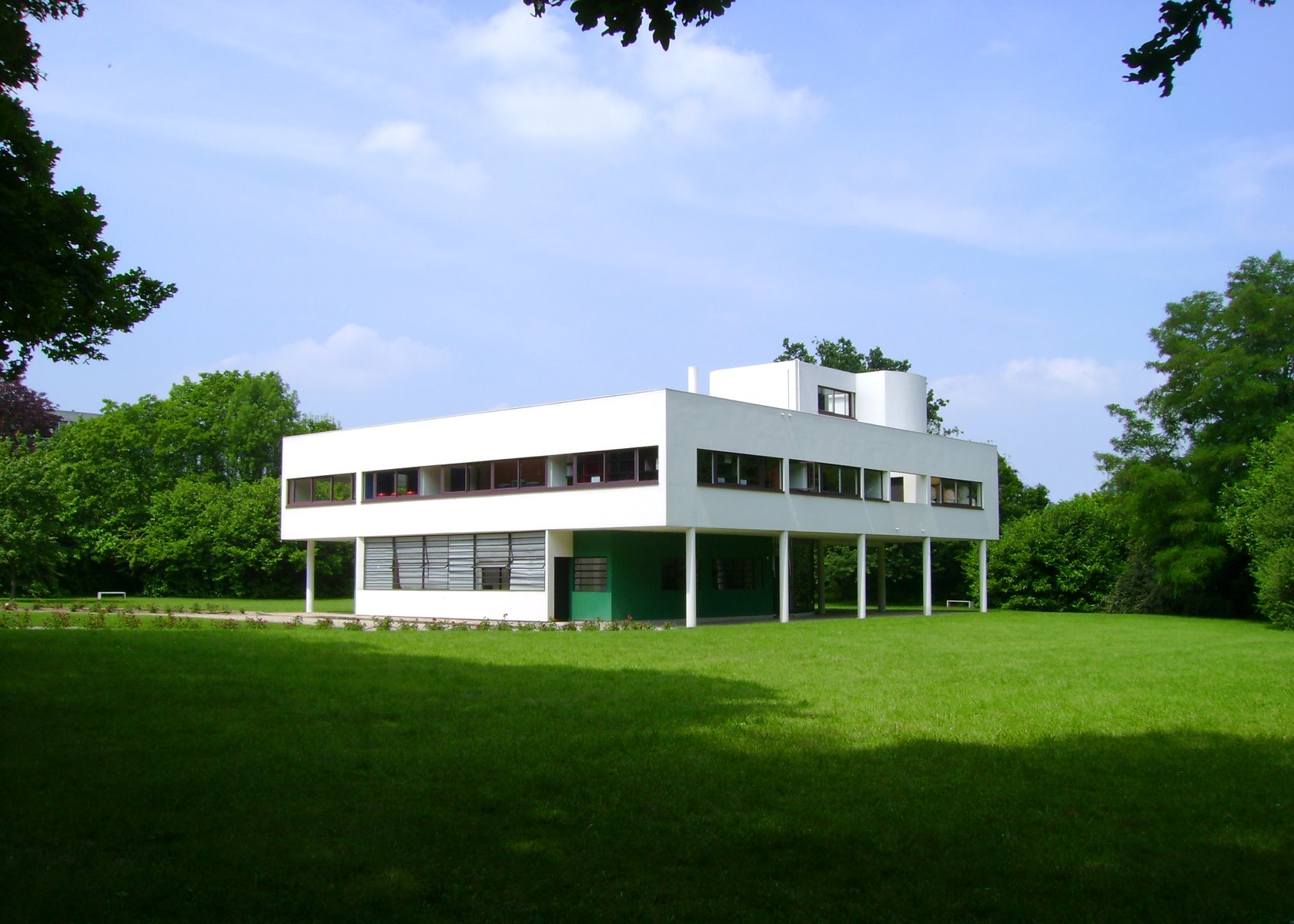 1931 villa savoye