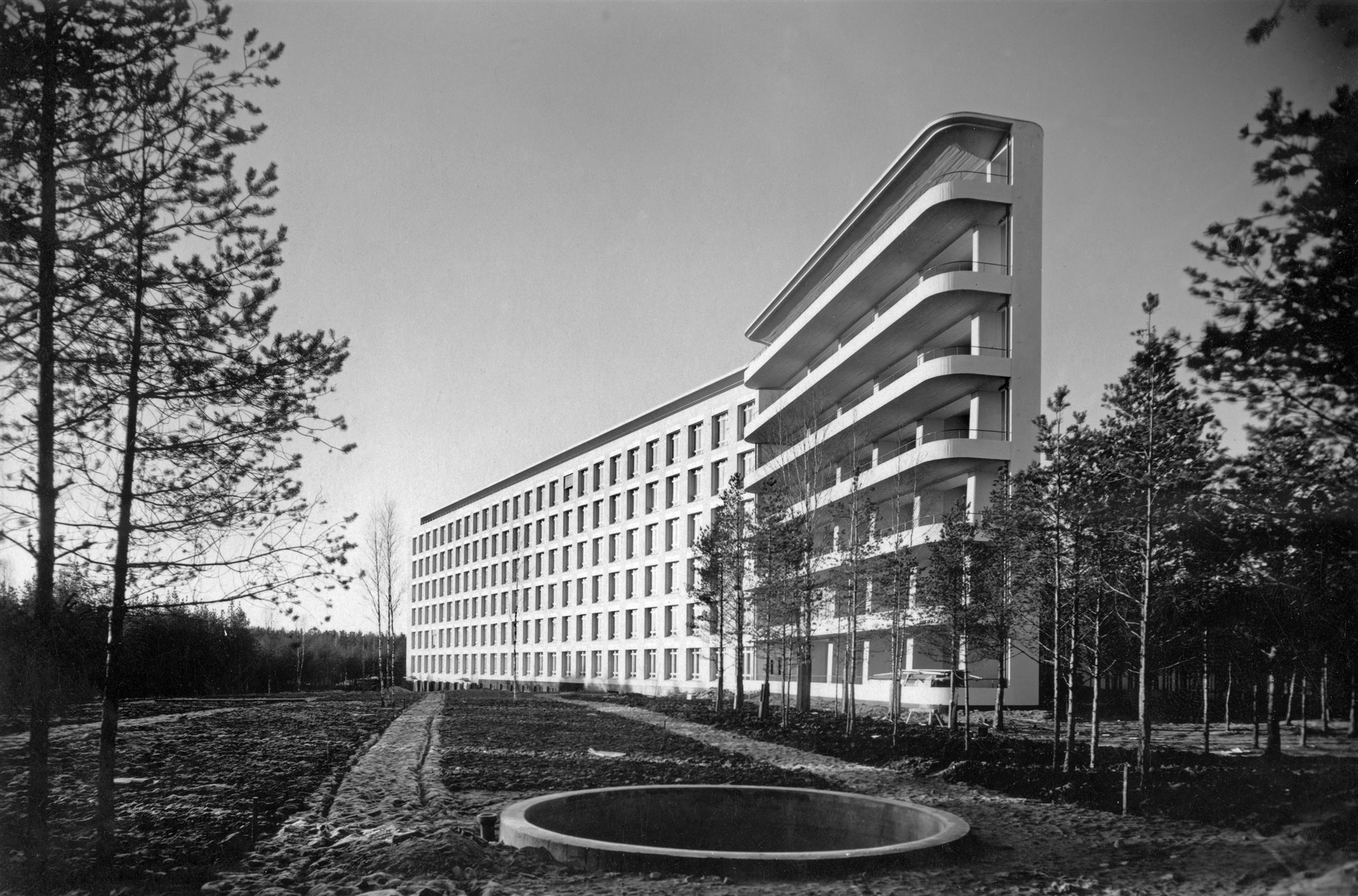 1932 Paimio Sanatorium