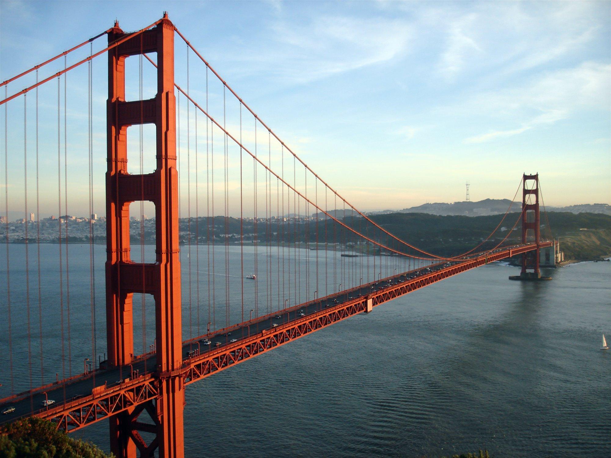 1937 The Golden Gate Bridge