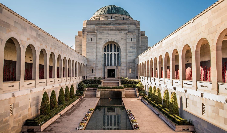 1941 Australian War Memorial in Canberra