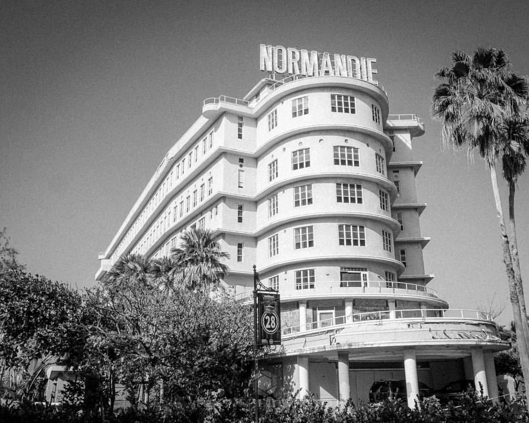 1942 The Normandie Hotel San Juan de Puerto Rico
