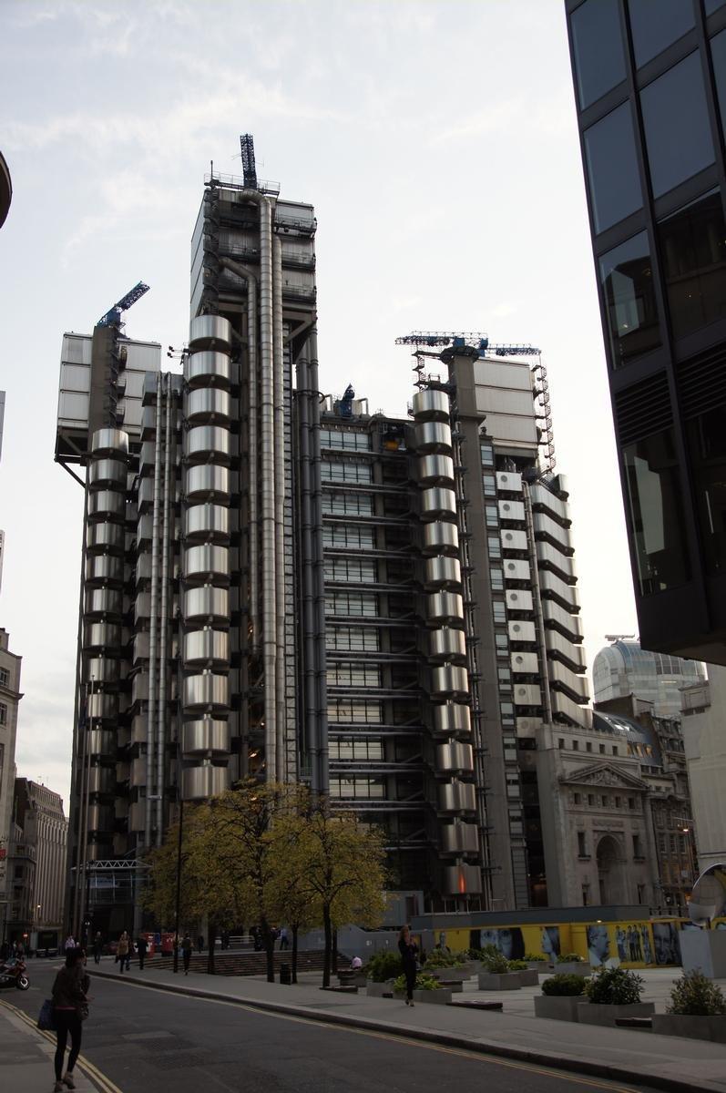 1984 Lloyds Building