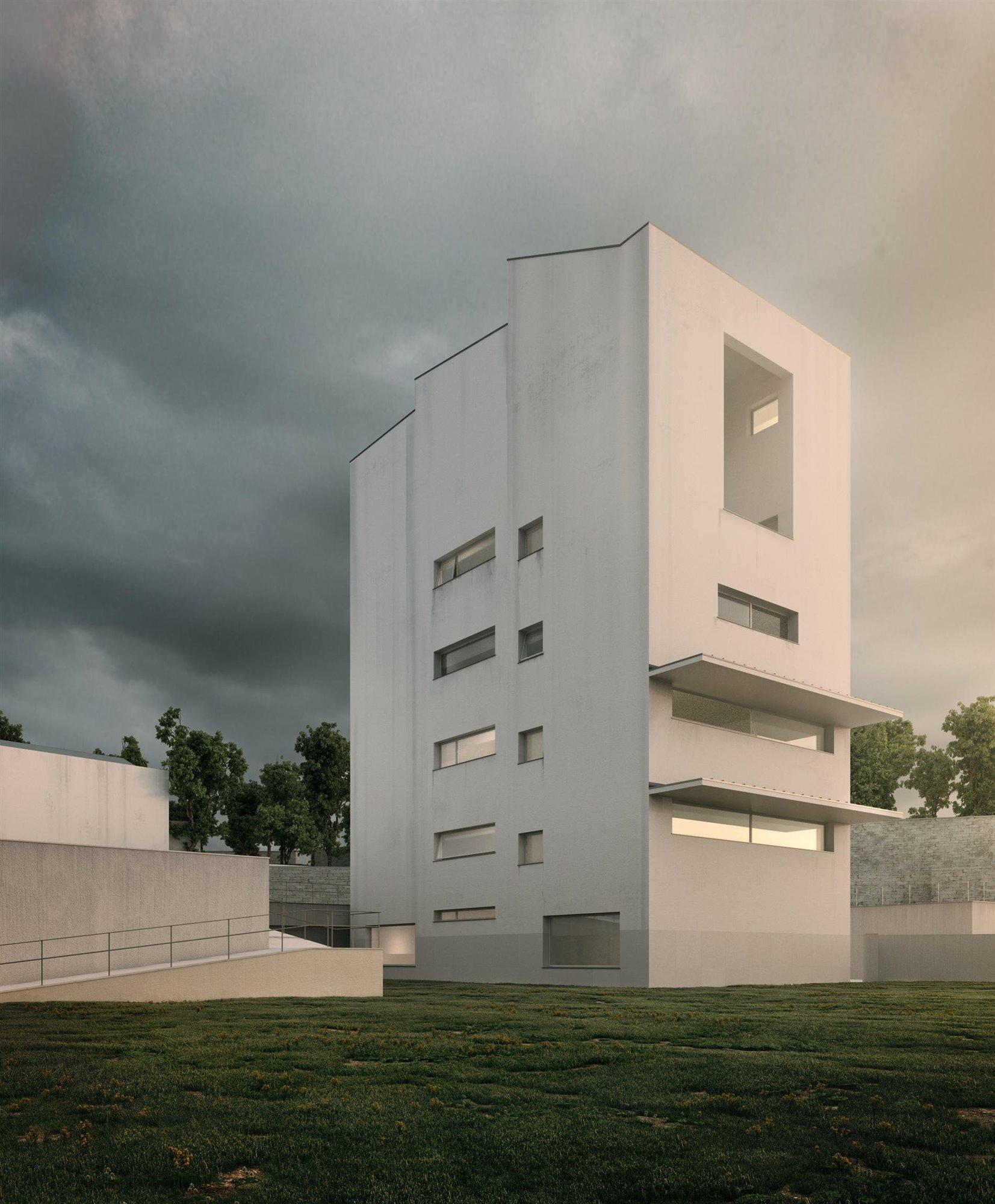 1992 Porto School of Architecture