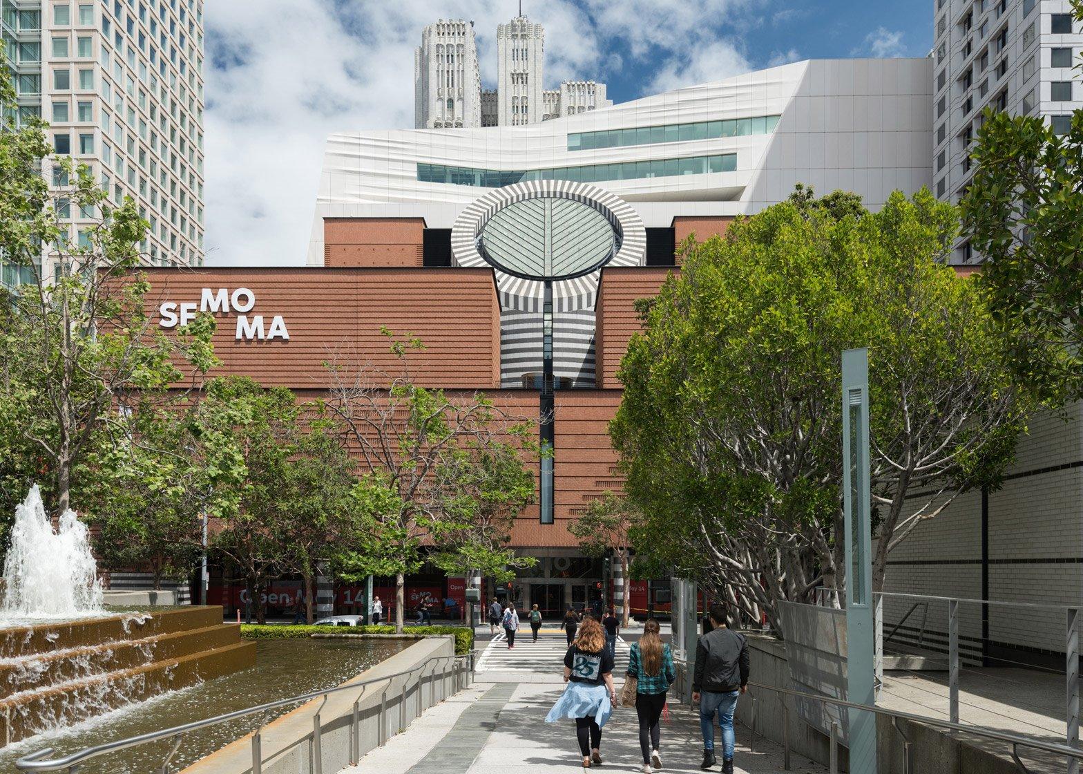 1995 San Francisco Museum of Modern Art,