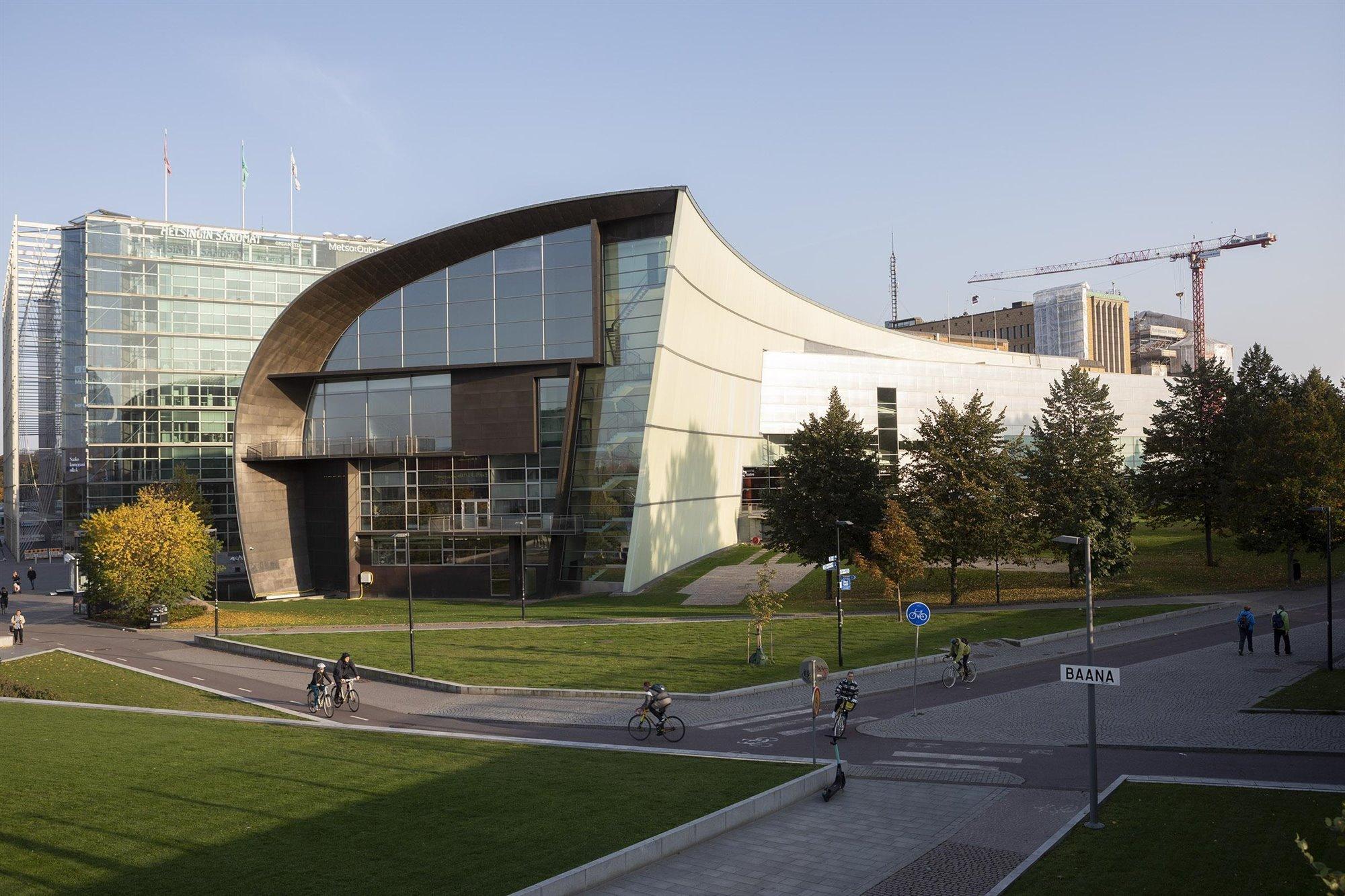 1998 Kiasma Museum of Contemporary Art