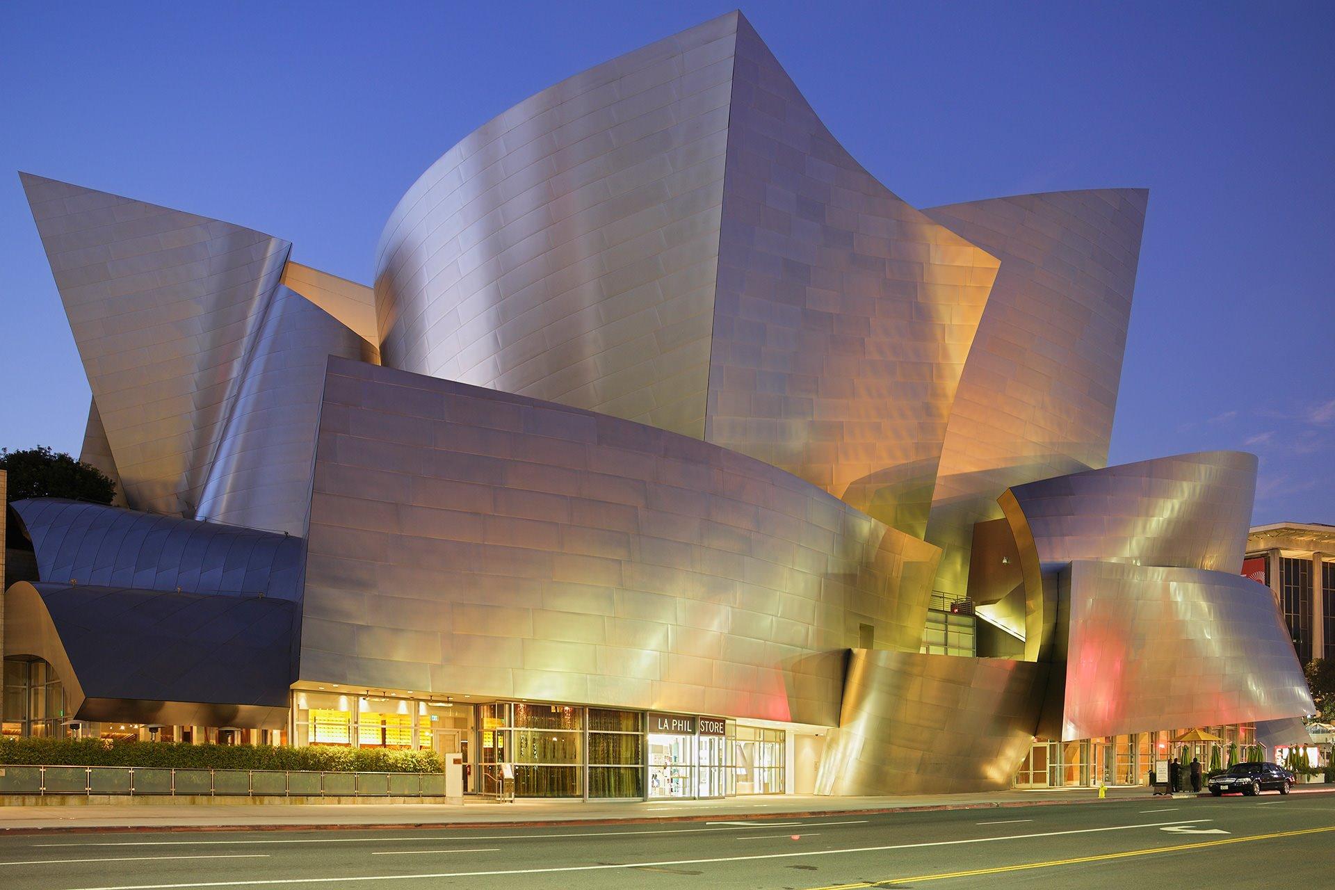 2003 Walt Disney Concert Hall