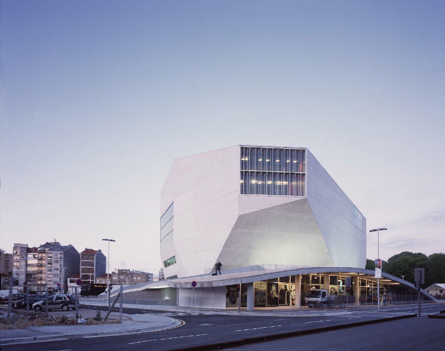 2005 Casa da musica oporto