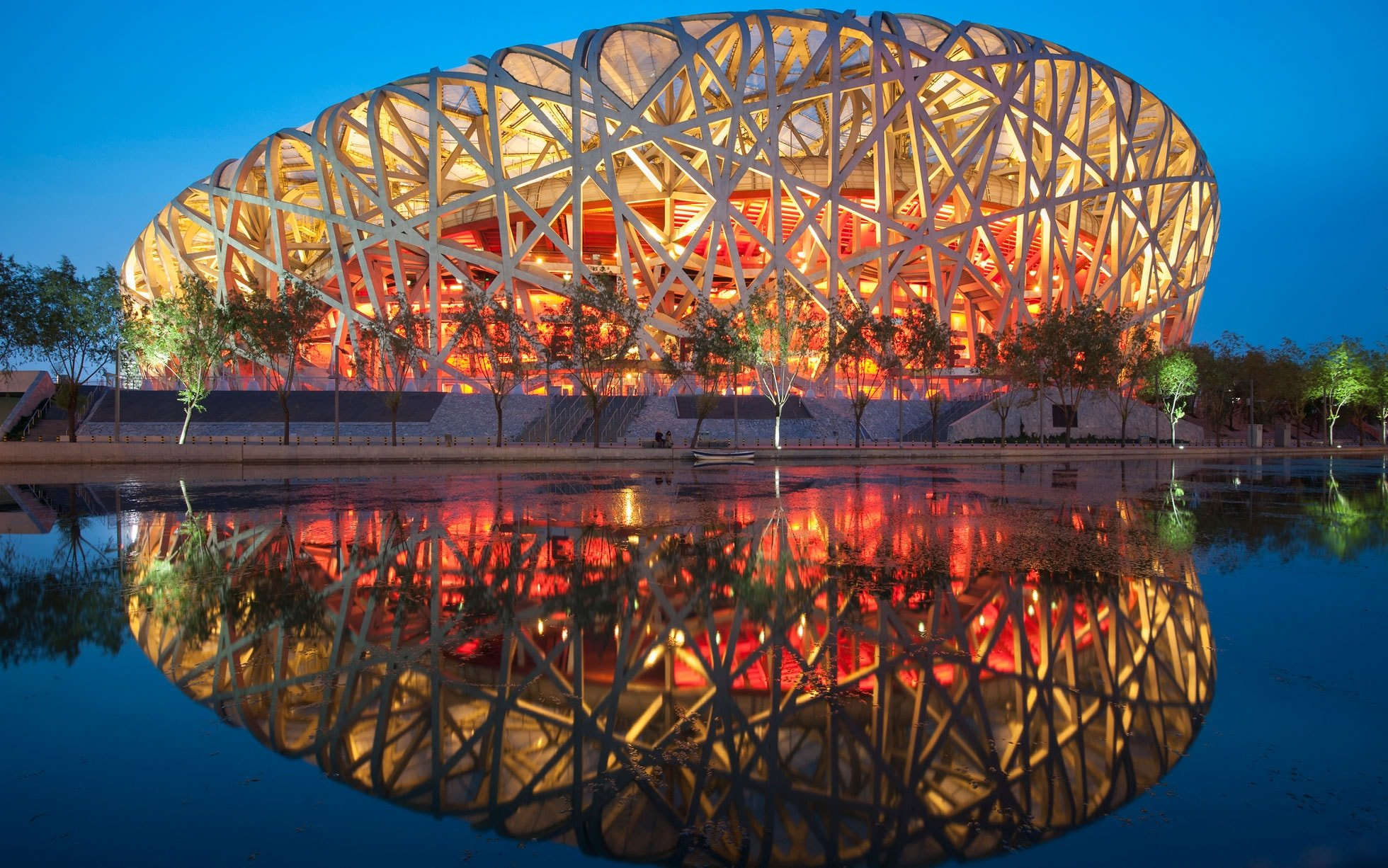 2008 Beijing National Stadium