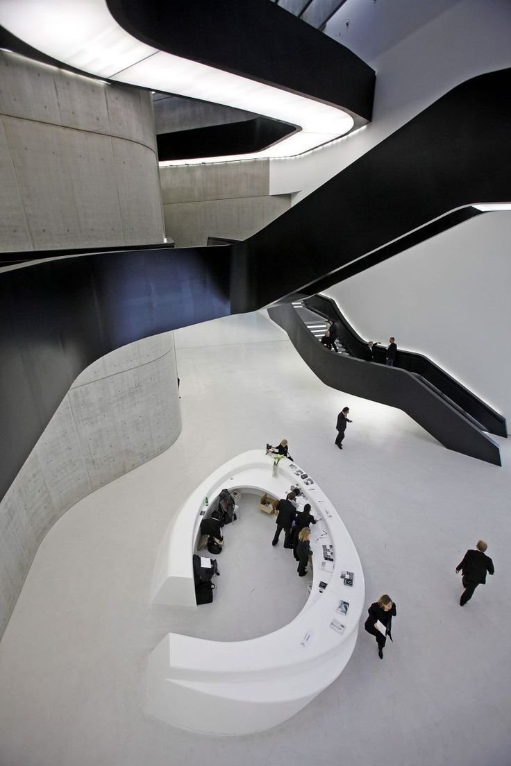 2009 MAXXI - National Museum of the 21st Century Arts