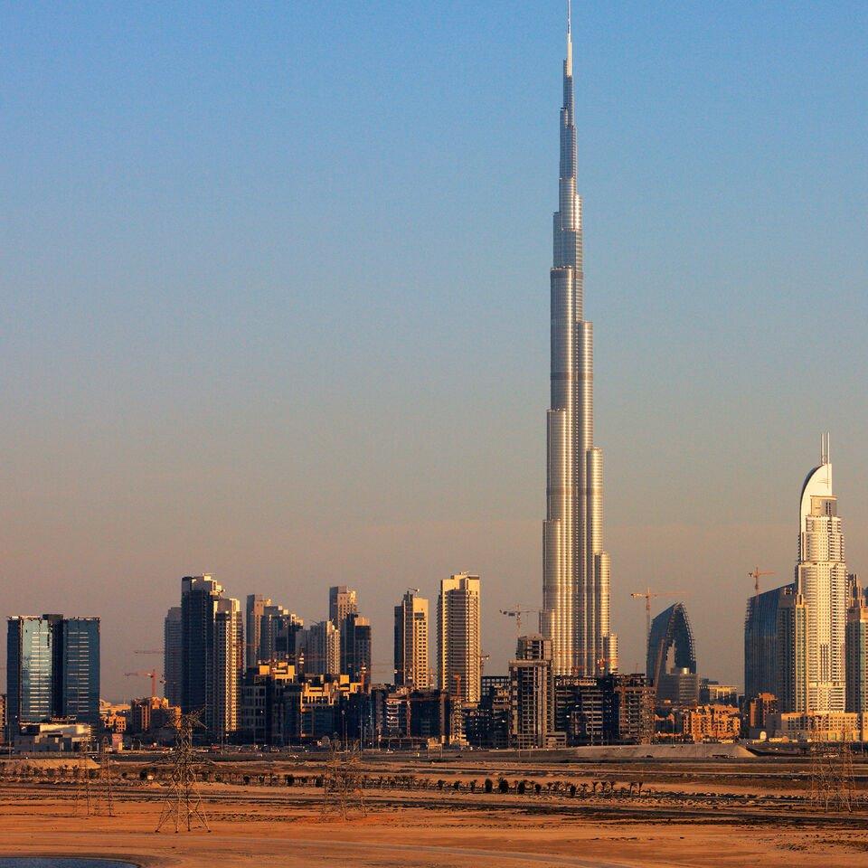 2010 Burj Khalifa