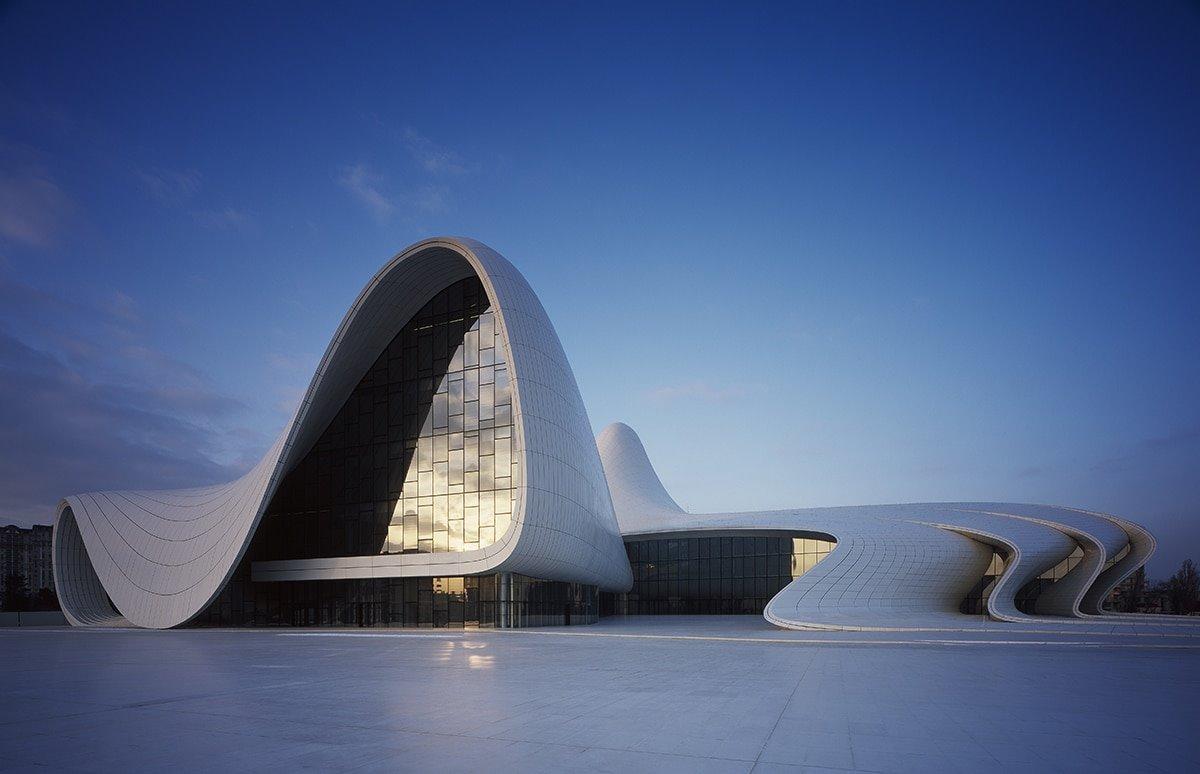 2012 Centro Heydar Aliyev