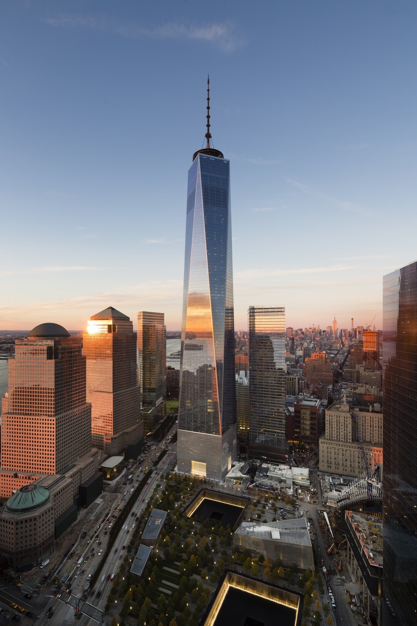 2014 One World Trade Center