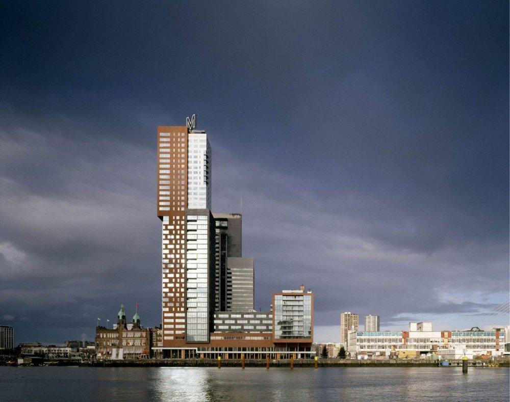 Rascacielos Montevideo en Rotterdam. Montevideo, de Francine Houben