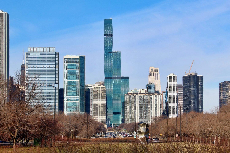 St Regis rascacielos Chicago. St. Regis, de Jeanne Gang