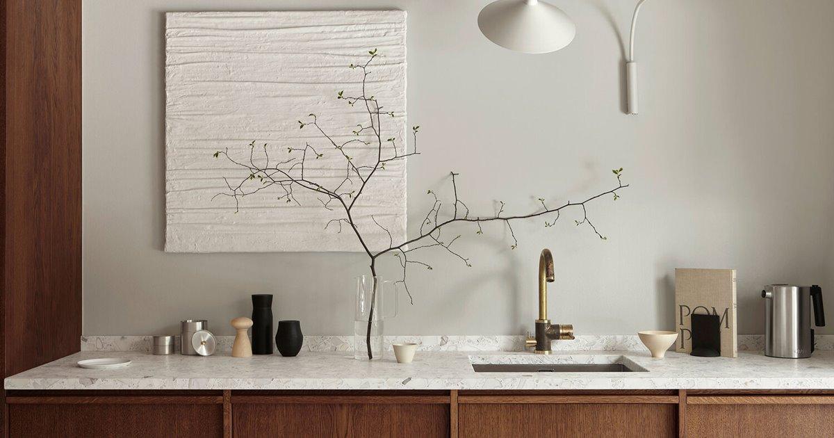 Con estos trucos acertarás al escoger el material para la encimera de tu cocina moderna